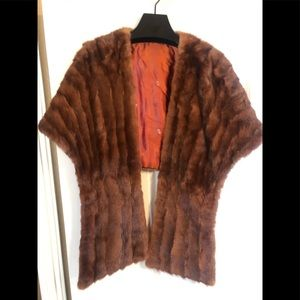 Vintage Mink excellent condition
